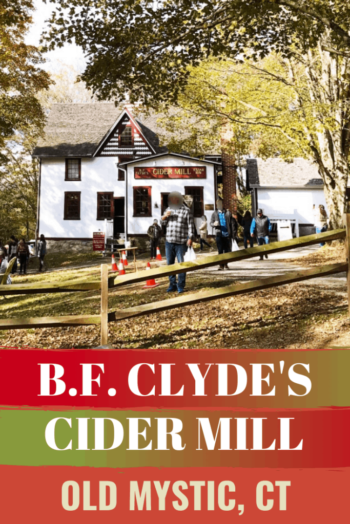 B.F. Clyde's Cider Mill, Old Mystic, CT