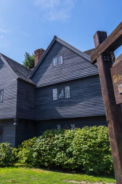 Things to do in Salem, MA in October with kids